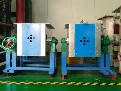 50kg 50kw pour la fusion de la fonderie de fer d'induction