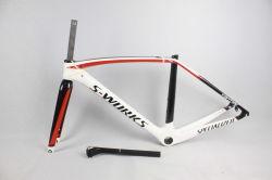 Рама велосипеда дорожного движения углерода на велосипеде велосипед Frameset включают в себя вилочный захват/Seatpost/гарнитуру, пригодный для обоих Di2/Механические узлы и агрегаты углерода рамы