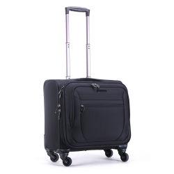 16 pouces Oxford Chariot à roulettes Bagages Business Travel Ordinateur portable de loisirs valise CAS sac pour ordinateur portable avec port USB (CY9917)