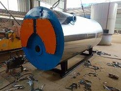 La naturaleza 1.4MW Gas, gas de horno de coque, el Biogas dispararon caldera de agua caliente
