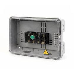заводская цена ПК АБС пластика электронный водонепроницаемый клеммой распределительная коробка