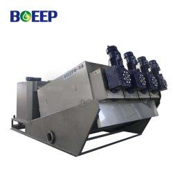 ISO/CE/SGS 폐수 처리 공장 활성화 슬러지 필터 나사 프레스 배수