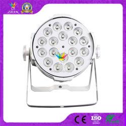 Профессиональная ступень лампа 18X18W RGBWA UV LED PAR