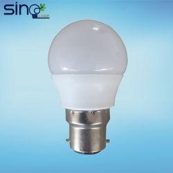 مصباح G45 Mini LED Globe بقوة 4 واط طراز E27/B22 مع توجيه تقييد استخدام مواد خطرة معينة (RoHS) الأساسي إلى أوروبا (CE) لتوفير الطاقة