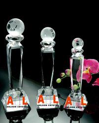 Esportes Crystal Award, China Crystal, K9, Futebol troféu de cristal