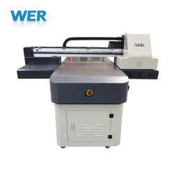 Wood를 위한 A1 Refillable Ink Cartridge UV Flatbed Printer