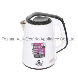 Blanco alto Standard Hervidor Eléctrico hervidor de agua en ebullición Utensilios de Cocina