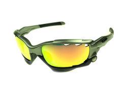 Новейшие спортивные модные очки верховой езды поляризованной вилкой для спорта солнечные очки спортивные очки мода поощрения Polairzed открытый Bike спортивных солнцезащитных очков