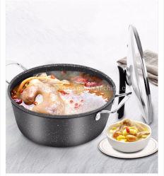 Revêtement Non-Stick Ustensiles de cuisine en acier au carbone casserole