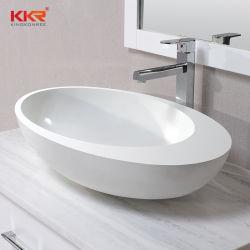 Surface solide du bassin de la Salle de Bain lavabo Salle de Bain lavabo