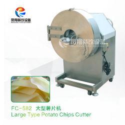 打抜き機、ポテトチップのカッターを作るFC-582ポテトチップ