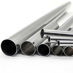 ASTM A312 Ss 201 304 316 430 tubos de aço inoxidável sem costura ou redondo soldado/Square/Retangular/Hex/tubo oval