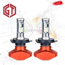 Le tout dans un rouge 25W S1 H7 Voiture projecteur LED 4000lm Auto Ampoules projecteur à LED de kits pour 6500K feu avant du projecteur à LED