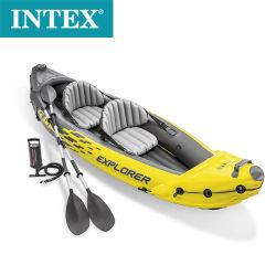 Intex Explorer K2 68307Inflável Caiaque cc 2 Pessoa original de barco