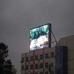 1/2SCAN P10 Display LED de exterior Nationstar Chip LED SMD3535 Projeto Fixo