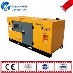 230V Commerce de gros 15kw 30kw alimenté par les générateurs de puissance électrique diesel Isuzu