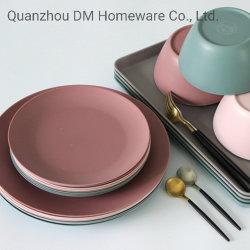 Novo Produto 16PCS da Saúde de Segurança Nível alimentar o design do Cliente Dinnerware define louça definido