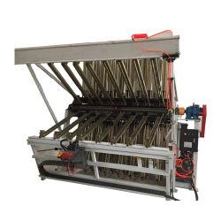 Madeira hidráulico Composer portadora de fechamento giratório
