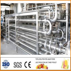Automatische Stau-Frucht-Produktions-Sterilisation-Maschine des Tomate-Püreees mit preiswertem Preis für Verkauf