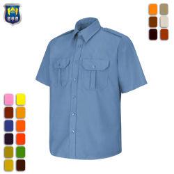 Sicherheit Shirt Uniform Personalisieren Sommer Sicherheit Schutz Uniform Shirts