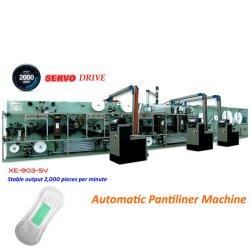 2000ppm Pantiliner automática de alta velocidade / Meias máquina de revestimento e linha de produção