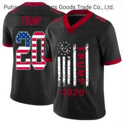 La impresión de sublimación plena llanura Donald Camiseta de fútbol ropa de gimnasia para el equipo