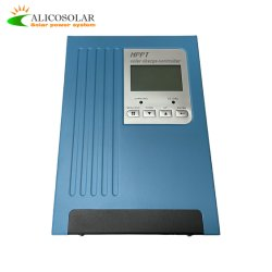 Grid Solar Power System 떨어져를 위한 1039 태양 Charge Controller MPPT PWM 12/24/48 VDC