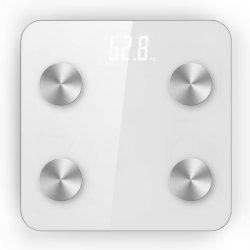 Display a LED Bluetooth Body Fat Scale per la pesatura
