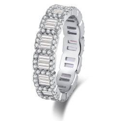 De Juwelen van de manier 925 Echte Zilveren Toebehoren van Vrouwen