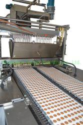 Candy caramelo depositar Línea (PLC controlado) (GD150T)