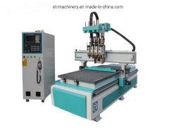 Tagliatrice completamente automatica di CNC della macchina per la lavorazione del legno