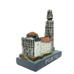 樹脂は3Dモデル記念品の建物の住宅建設のポルトのギフトを制作する