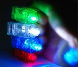 2019 preiswertestes LED Finger-Licht mit RGB-Farbe