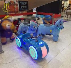 Hansel Amusement Park Animal électrique Ride Coin Ride sur l'animal pour la vente de vélo