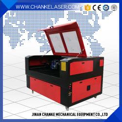 Ck1390 130 واط البلاستيك في البلاستيك من خشب الكاري غير المعدني في ريلي معدني آلات نحت الورق ماكينة قطع ليزر CO2 Engraing CNC