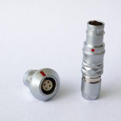Reeks van de Schakelaar B van de Toebehoren van de kabel de BalansIP50 het CirkelMetaal dat van 2 tot 30 Spelden Schakelaar sluit