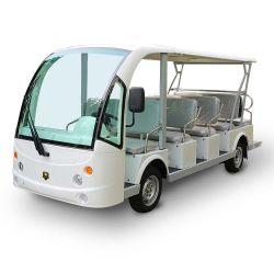 14 Auto van het Sightseeing van de Opbrengst van Marshell van zetels de Mini Elektrische (dn-14)