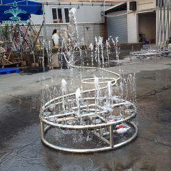 Può essere la fontana di Dancing di musica della decorazione del giardino di controllo di programma personalizzato