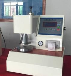 جهاز اختبار قوة انفجار الورق للوح المضلع