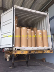 40, 42, 45 mícrons embalagem de filmes de BOPP acrílico Rolo jumbo de fita adesiva