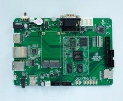 Helperboard A64 Le Conseil de développement Android 4G avec WiFi Interface étendue Carte contrôleur LCD