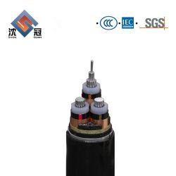معيار شينغوان UL1650 كابل طاقة محمول بقدرة 15 كيلو فولت من النوع G-GC w كبل التعدين SHD-GC من النوع 61A كبل كهربائي لكابل كهربائي كبل سلكي