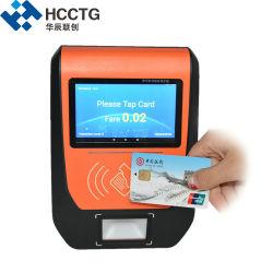 Код QR сканер города цифровых электронных систем RFID NFC POS билетов по шине CAN машины P21A