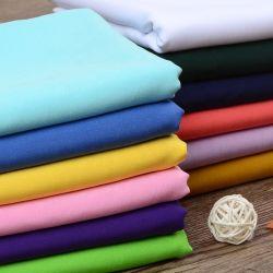 일반적인 셔츠를 위한 폴리에스테와 면 Shirting 도매 직물