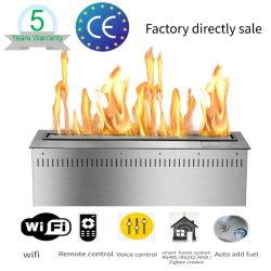 48 Zoll-intelligentes elektrisches Bioäthanol-verwendeter Kamin-Innenkaminsims