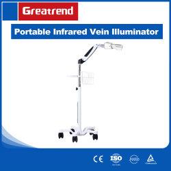 소형 의학 Transilluminator 정맥 측정기, 휴대용 적외선 정맥 조명기