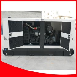 De stille Elektrische centrale van de Diesel Reeks van de Generator 100kVA 80kw met Goede Luifel