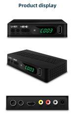 Горячий популярных быстро транспортировочные H. 264 Standars HDMI WiFi подписать ресивер польского телевидения в салоне