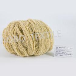 Lurex Knitting Cotton Crystal中国Manufacturersの1.3cm Nylon Yarn