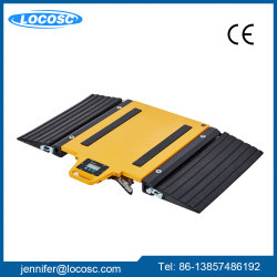 500kg 5t 10t 20t máquina portátil Escala do eixo com o indicador e impressora incorporada para Veículo rodoviário
